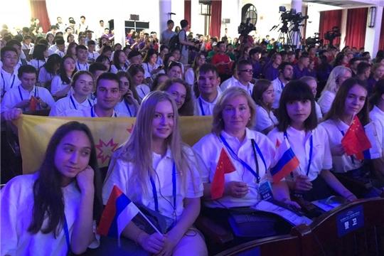 Молодежь России и Китая объединяют дружба и сотрудничество в формате «Волга-Янцзы»