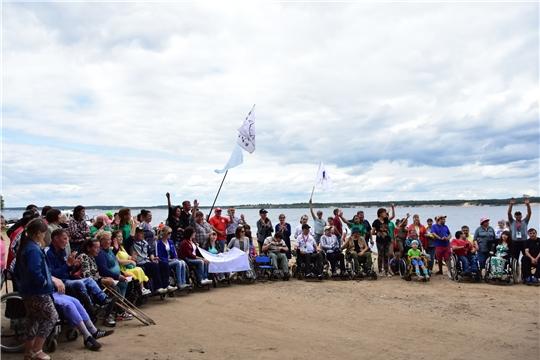 «Рыбалка без границ» объединила более 150 молодых людей с ограниченными возможностями здоровья