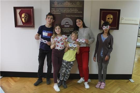 Летний отдых воспитанников Чебоксарского центра для детей-сирот и детей, оставшихся без попечения родителей