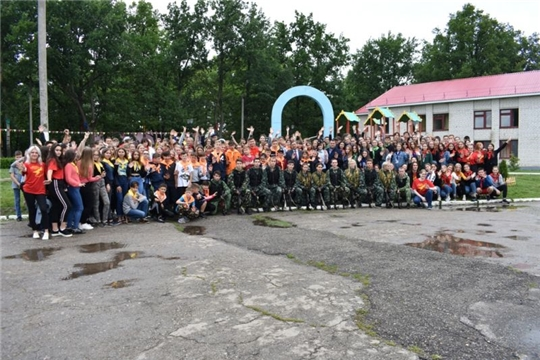 Профилактическая акция «Каникулы с Общественным советом» в детском оздоровительном лагере «Звездный»