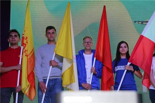 Торжественное открытие Молодежного форума Приволжского федерального округа «iВолга-2019»
