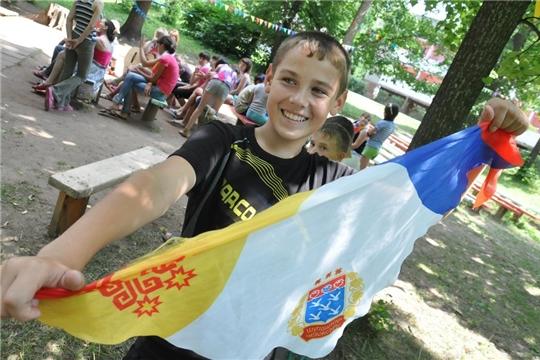 37 школьников - представителей чувашской диаспоры отдохнут в профильном лагере с этнокультурной программой «Эткер»