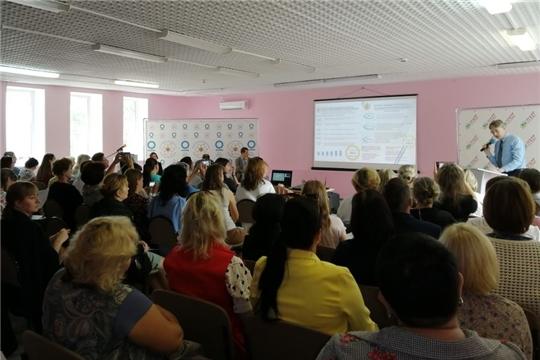 Участники секции рассмотрели целевую модель дополнительного образования детей#педсовет21