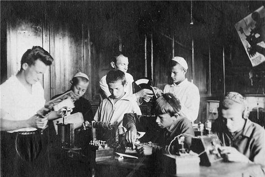1920-е годы прошли в образовании под знаком экспериментов. #100-летие Чувашской автономии