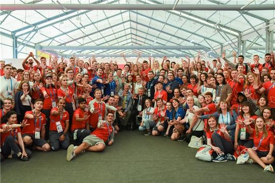 Волонтер из Чувашии: «Участие на таком крупном международном мероприятии - возможность личностного развития»