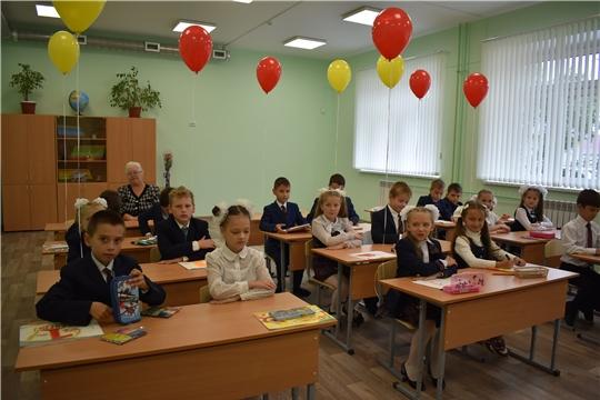 В новом учебном году в школах Чувашии за парты сядут почти 139 тысяч учеников