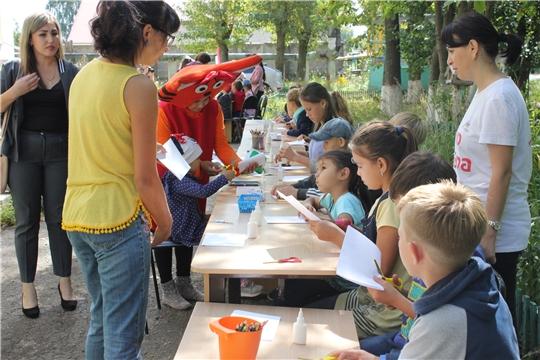 Праздник в Канашском Центре образования и комплексного сопровождения детей