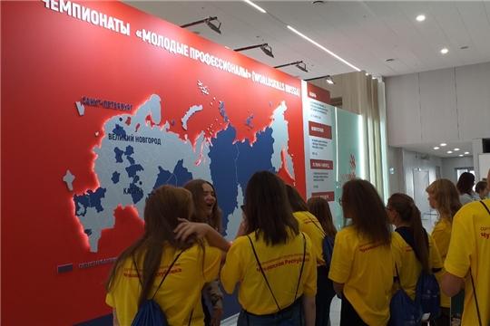 Экспресс-визит на 45-й мировой Чемпионат по стандартам WorldSkills дал представление о разных компетенциях