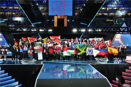 Евгений Краснов завоевал медальон за профессионализм на 45-м чемпионате мира WorldSkills Kazan-2019