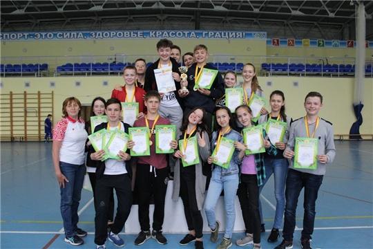 Команды Чувашии примут участие в финале Всероссийских спортивных соревнований школьников «Президентские состязания»