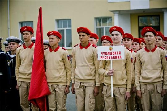 В Оренбурге торжественно открыт VII окружной финал «Зарницы Поволжья»