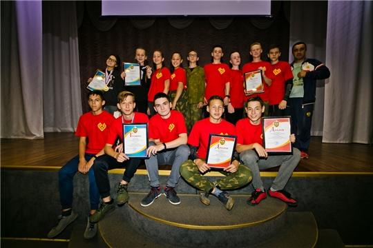 Команда Чувашии занимает призовые места на «Зарнице Поволжья»