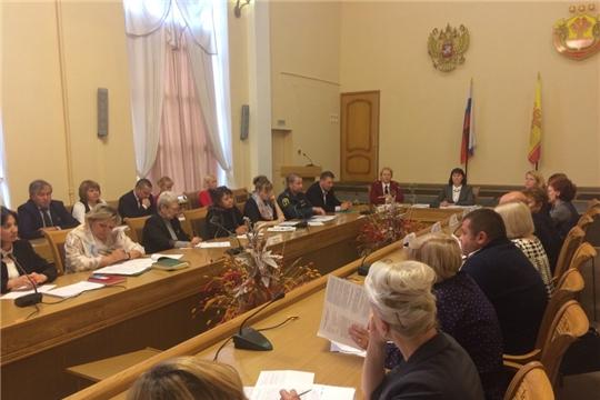 Предварительные итоги летней оздоровительной кампании обсудили на заседании Межведомственной комиссии