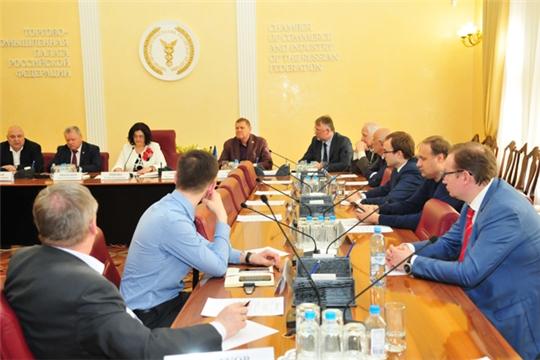 Петр Чекмарев назначен Председателем Комитета Торгово-промышленной палаты России по развитию агропромышленного комплекса