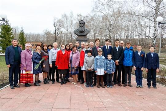 В селе Кошки-Новотимбаево состоялось торжественное мероприятие, посвященное Дню рождения Ивана Яковлевича Яковлева