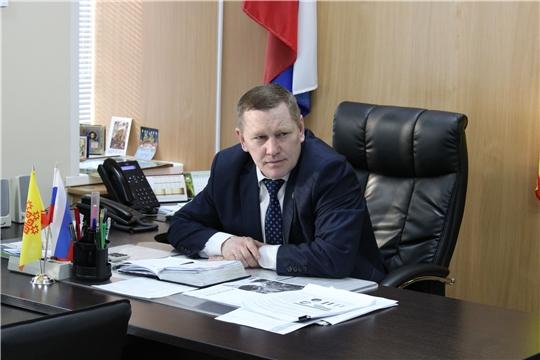 Рабочая неделя в администрации Шемуршинского района началась с совещания