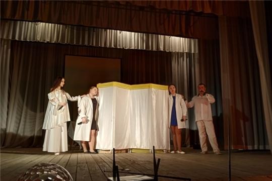 В Шемуршинском районе состоялся Республиканский фестиваль детских театральных коллективов «Авансцена»