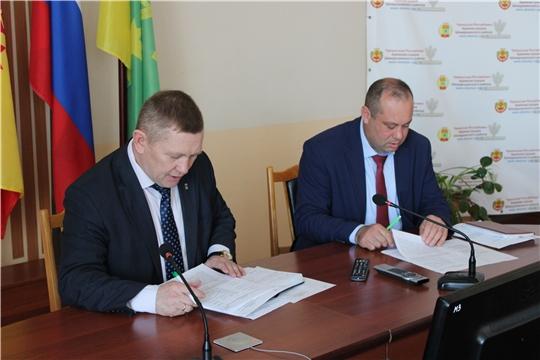Состоялось заседание антитеррористической комиссии Шемуршинского района
