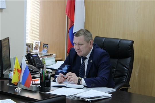 В администрации Шемуршинского района подведены итоги прошедшей недели