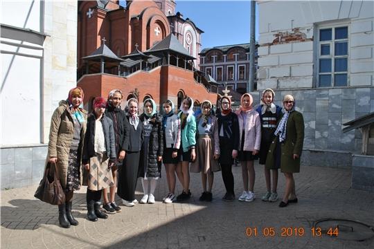 Учащиеся Шемуршинского  района провели двухдневную экскурсию по историческим и культурным местам г. Алатырь