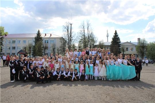 Впервые в Шемуршинском районе состоялся районный фестиваль «Вальс Победы»