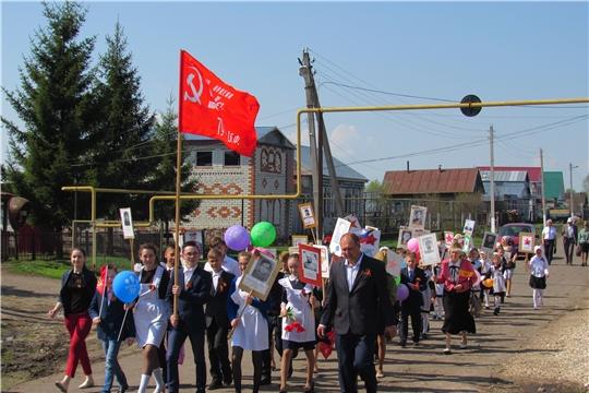День Победы в Большебуяновском сельском поселении