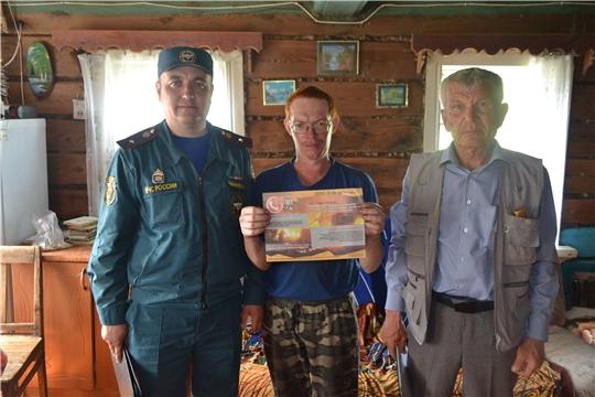 Профилактический рейд в Малобуяновском сельском поселении