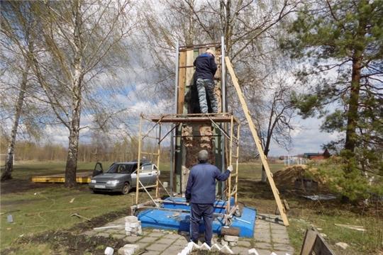 В Шемуршинском районе продолжается реализация программы поддержки проектов местных инициатив