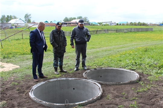 В Шемуршинском районе продолжается работа по реализации проектов инициативного бюджетирования