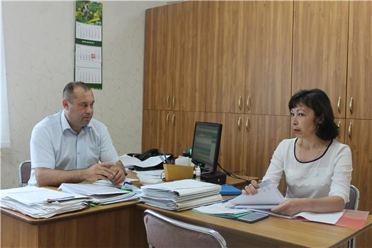 В Шемуршинском районе состоялось заседание межведомственной комиссии по рассмотрению документов на оказание государственной социальной помощи