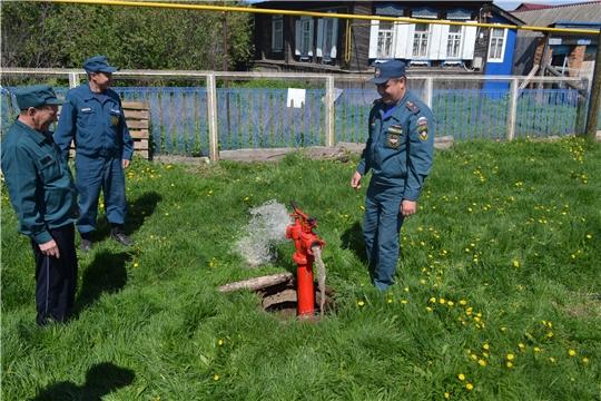 Итоги проведения весенне – летней проверки источников противопожарного водоснабжения в рамках профилактической операции «Водоисточник»