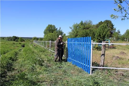 В Шемуршинском районе продолжается реализация программы инициативного бюджетирования