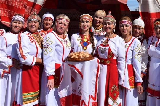 Шемуршинский район - призер Республиканского конкурса на лучшую творческую программу «Славься, Чувашия!»