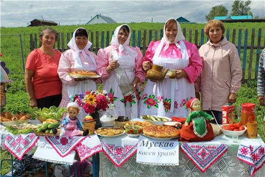 Праздник песни и спорта «Туслахпа таванлах уяве» в Карабай-Шемуршинском сельском поселении