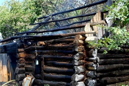 МЧС России напоминает: в выходные чаще всего горят бани