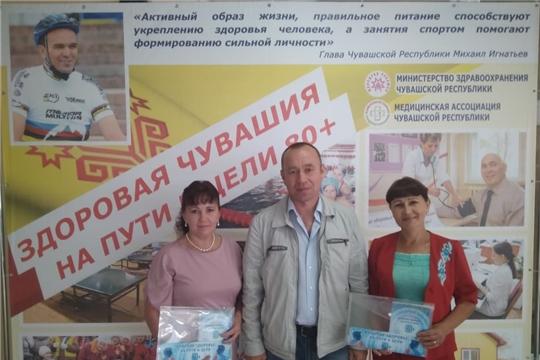 Делегация Шемуршинского района приняла участие в научно-практической конференции