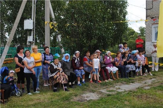 Празднование Петрова дня в Шемуршинском сельском поселении