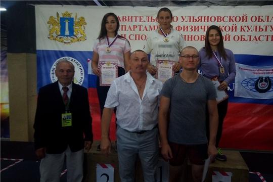 Дарья Краснова – победительница турнира в г.Ульяновск