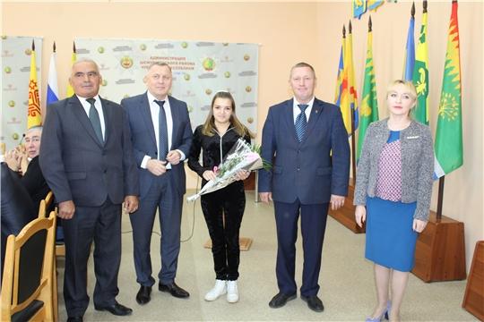 В Шемуршинском районе  ключи от новых квартир получили 7 детей-сирот