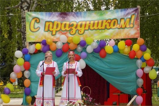 В Старочукальском сельском поселении состоялся праздник Дня деревни