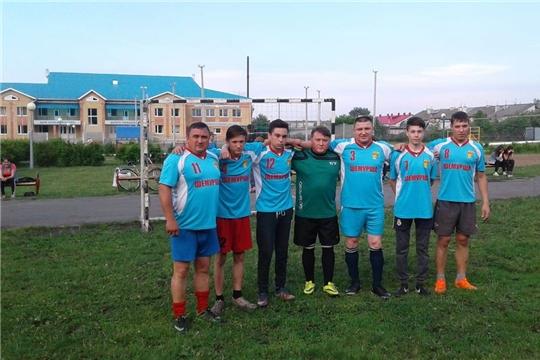 Итоги III и IV тура второго круга Первенства Шемуршинского района по мини-футболу