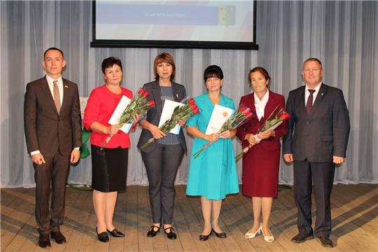 В Шемуршинском районе состоялась ежегодная августовская педагогическая конференция