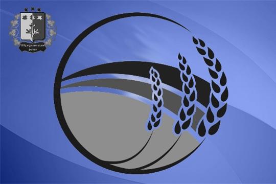 В хозяйствах Шемуршинского района завершена уборка зерновых и зернобобовых культур
