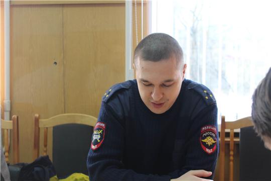 Заседание районной комиссии по обеспечению безопасности дорожного движения в Шумерлинском районе