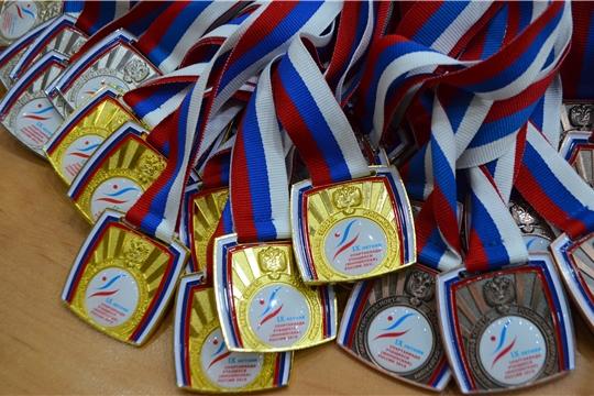 Самбисты Чувашии завоевали 13 медалей на II этапе IX летней Спартакиады учащихся России