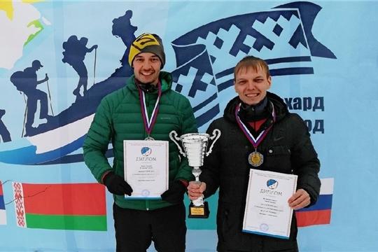 Андрей Львов и Сергей Кузнецов – призеры чемпионата мира по спортивному туризму на лыжных дистанциях
