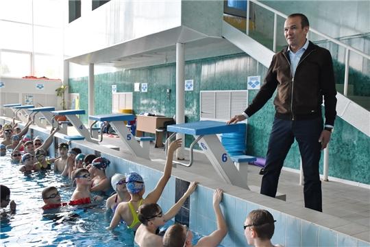 Михаил Игнатьев: «Обучение плаванию должно стать национальной программой»