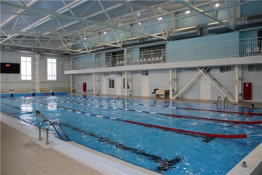 Современный плавательный бассейн будет построен в Аликовском районе в рамках проекта «Спорт - норма жизни»