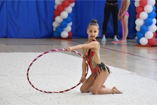 Республиканские соревнования по художественной гимнастике «Звездочки Поволжья» определили сильнейших