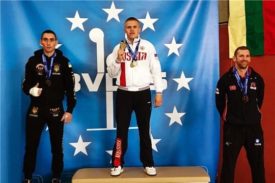 Алексей Иванов – чемпион Европы по гиревому спорту